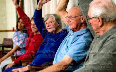 Actividades Recreativas ofrecen calidad de vida a adultos mayores