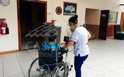 Ronald Juárez se refiere a los cuidados de nuestros adultos mayores