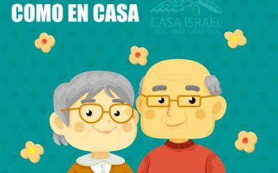 ¿Qué hacemos para que nuestros adultos mayores se sientan como en familia?