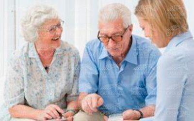 Dificultades de la marcha en los ancianos