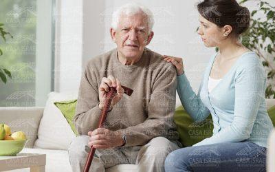 Enfrentando la depresión en el adulto mayor