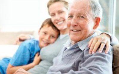 Residencia geriátrica: Todos deben estar de acuerdo en que es el mejor lugar.