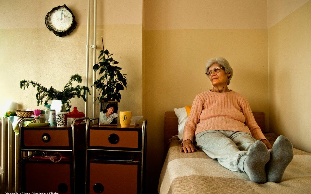 Como en Casa: Personalice la habitación para su abuelita