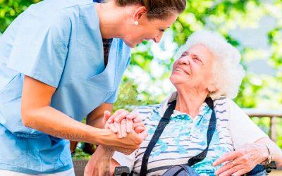 ¿Cómo es la vida en una residencia geriátrica?