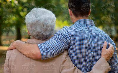 Ancianos sanos = ancianos felices